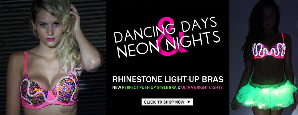 Pink Rhinestone