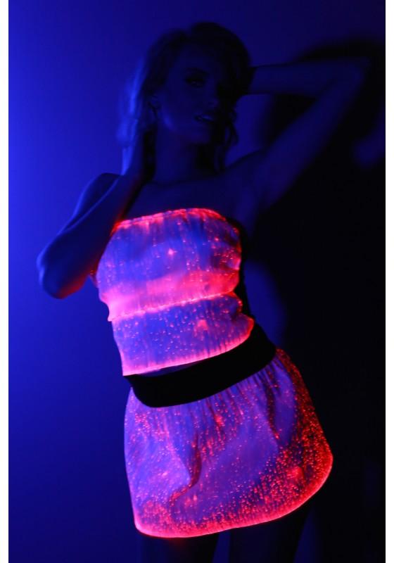 Fiber Optic Skirt