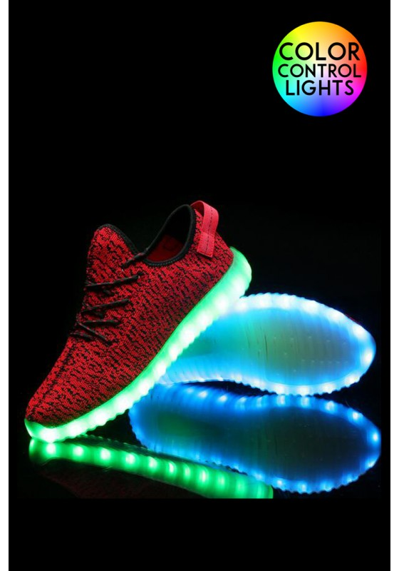 Light-up Sneaker Shoes Red 268b0092ecbc